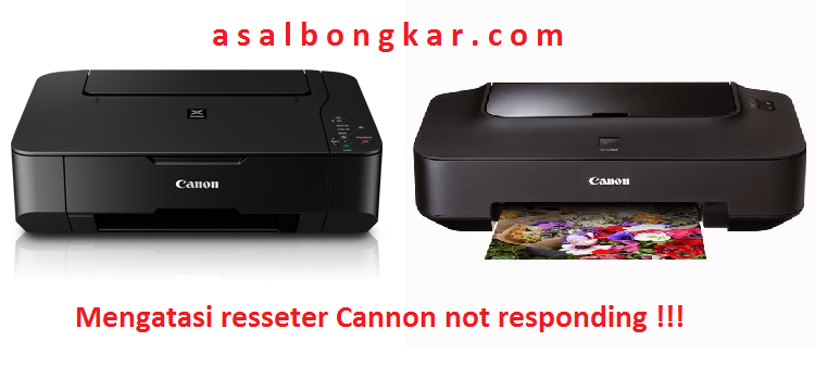 Software Resetter Canon Ip2770 Not Responding | software